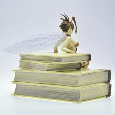 Page 4 figurine Clochette et les Livres - Édition Whitechapel