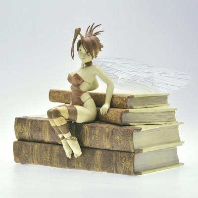 Page 5 figurine Clochette et les Livres - Édition Whitechapel