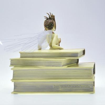 Page 7 figurine Clochette et les Livres - Édition Whitechapel