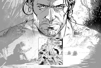 Page 2 Tirage de tête Conquistador tome 2