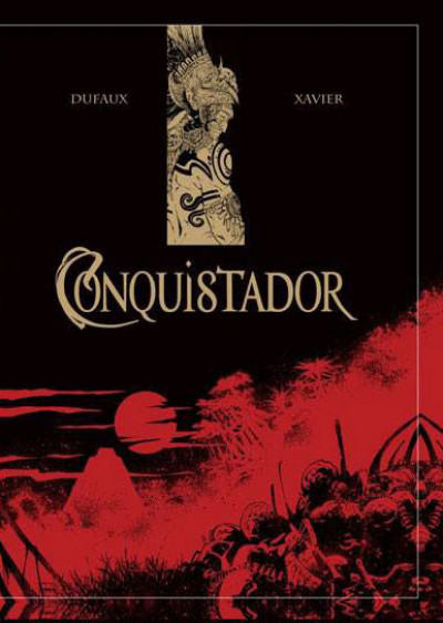 Page e Tirage de tête Conquistador tome 2