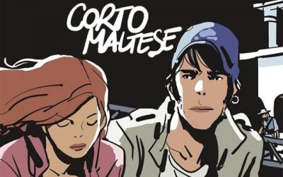 Page s Corto Maltese - Océan noir + ex-libris offert