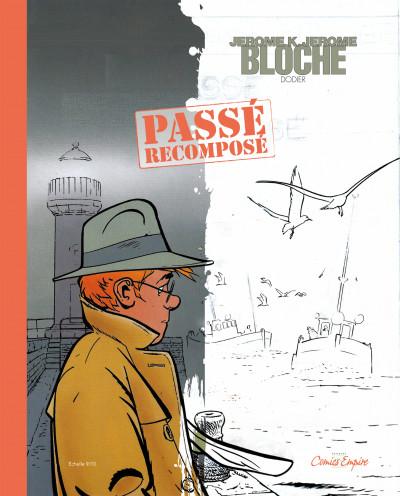Page p JEROME K. JEROME BLOCHE - PASSÉ RECOMPOSÉ - tirage de tête