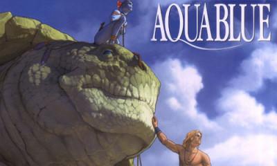 Page e Aquablue tome 14