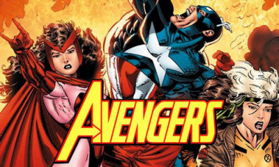 Page s Avengers tome 4