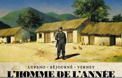 Page e l'homme de l'année tome 4 - 1967 - l'homme qui tua Che Guevara