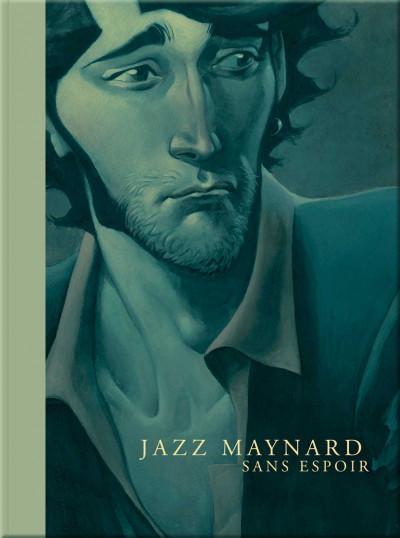 Page r Tirage de tête Jazz Maynard tome 4 - édition luxe numérotée & signée