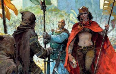 Page r Les mondes de Thorgal - Kriss de Valnor tome 4
