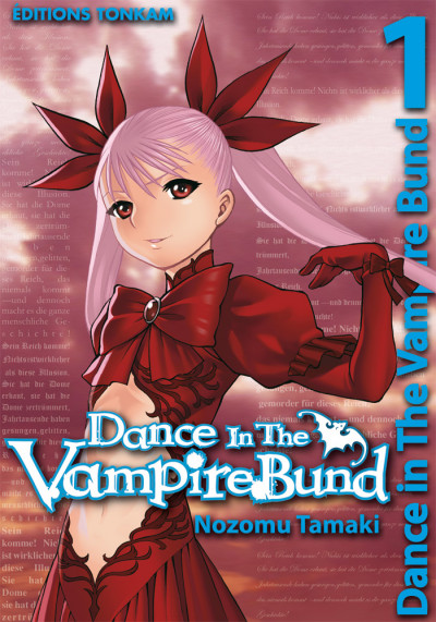 Page 1 dance in the vampire bund tome 1