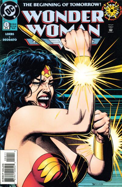 Page 4 DC comics ; le livre poster