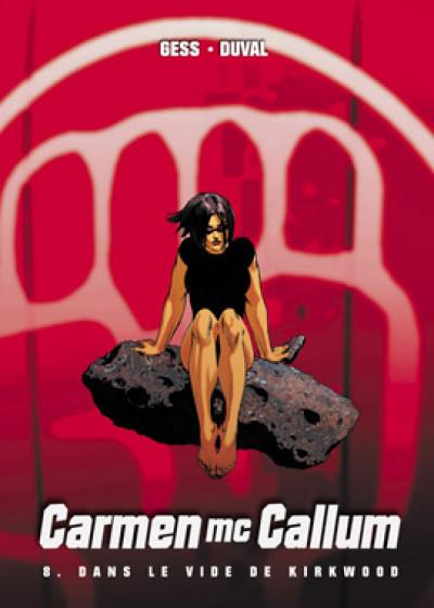 Page v Tirage de tête Carmen Mc Callum tome 8 - Dans le vide de Kirkwood