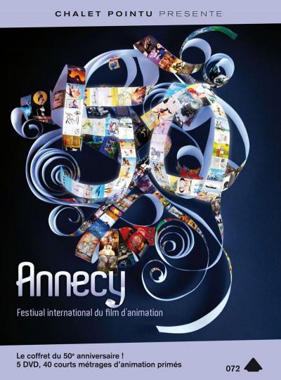 Page 0 Festival animation Annecy - Coffret de 5 DVD