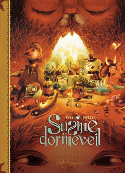 Couverture Susine et le Dorméveil tome 1 - dans le monde d'avant + ex-libris offert !