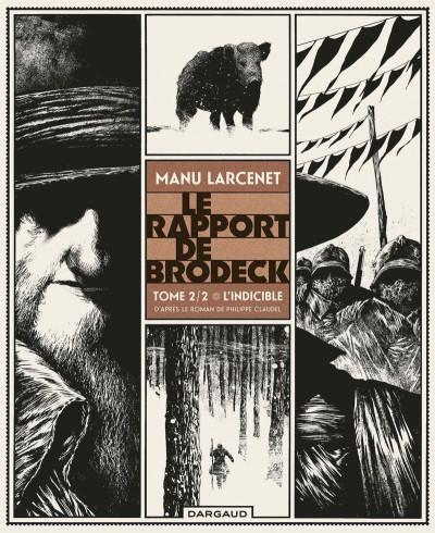 Couverture Le rapport de Brodeck tome 2