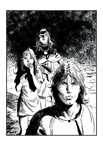 Page 1 La jeunesse de Thorgal tome 9