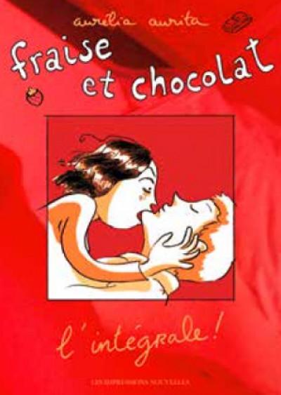 Page t fraise et chocolat - intégrale