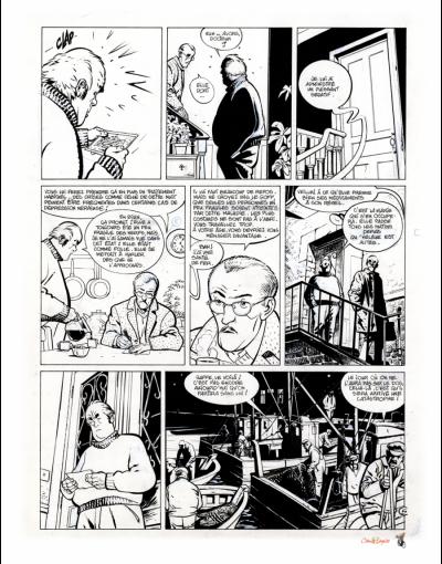Page 3 JEROME K. JEROME BLOCHE - PASSÉ RECOMPOSÉ - tirage de tête