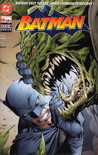 image de Batman (semic) tome 6 - Hush - La blague