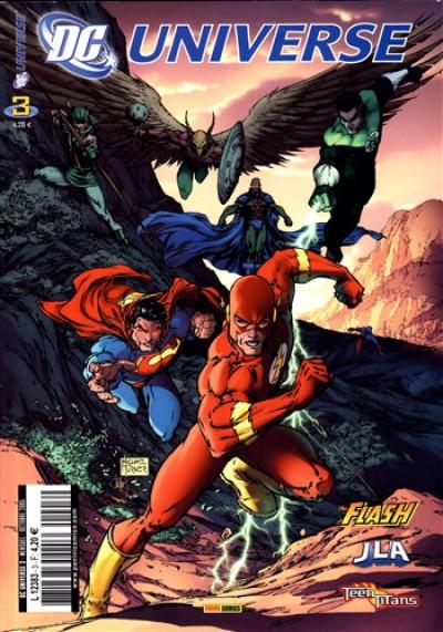 Couverture DC universe tome 3