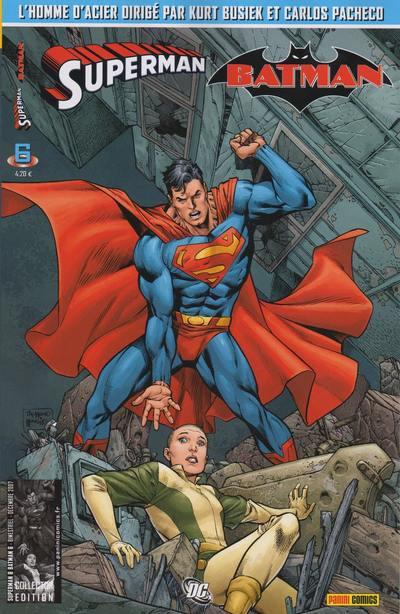 Couverture Superman & Batman tome 6
