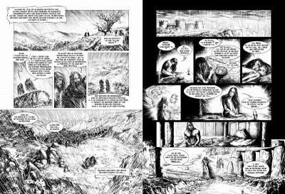 Page 7 Lancelot - intégrale de luxe