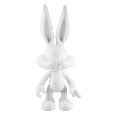 Page c Artoys Bugs Bunny Monochrome Blanc