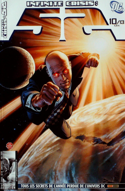 Couverture DC Infinite Crisis 52 tome 10