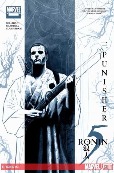 Page r 5 Ronin ; la voie du samouraï