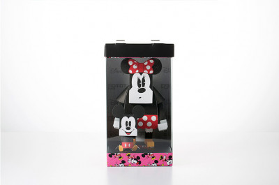 Page 6 Paper Toys Momot : Minnie et Mickey (M)
