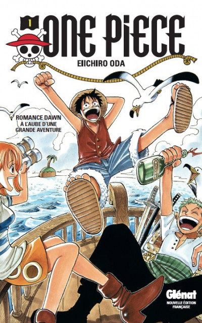 Page t One Piece - pack promo tomes 1 et 2