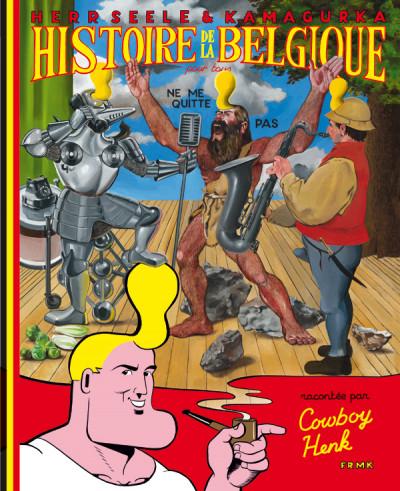 Page i histoire de la Belgique