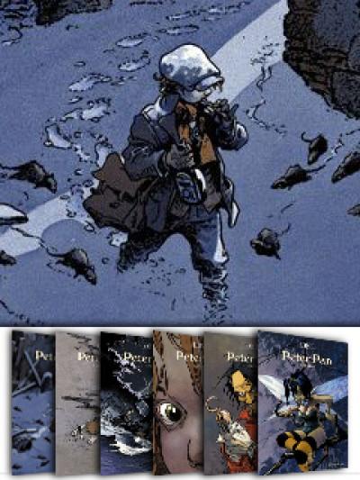image de Peter Pan : les 6 tomes