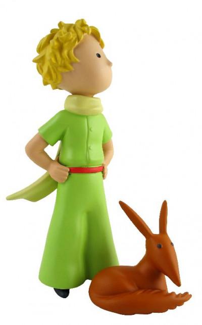 Page 5 Le Petit Prince avec le renard