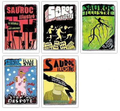 Page l Les sauroctones tome 2 + ex-libris offert