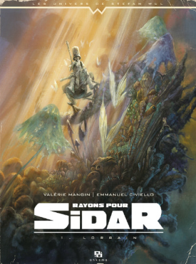 Page r rayons pour Sidar tome 1 - lorrain
