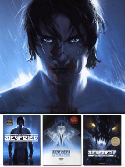 image de Siegfried : les 3 tomes