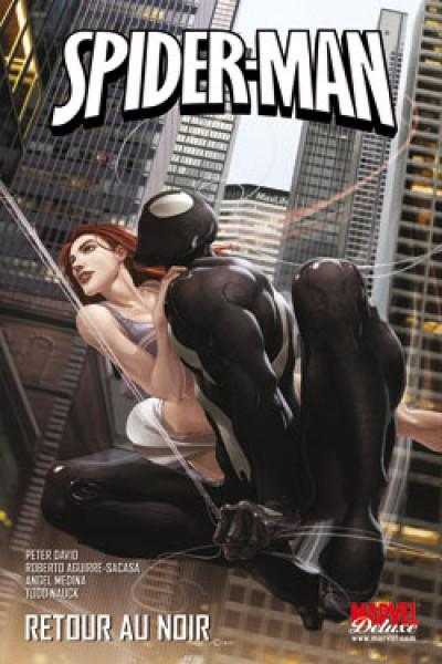 Page r spider-man ; Retour au noir - back in black