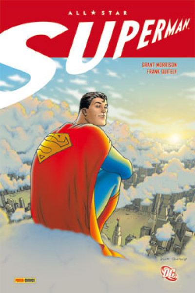 Page m Superman ; all star Superman