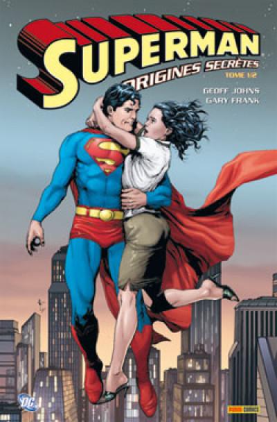 Page n Superman - origines secrètes tome 1