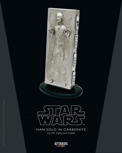 Page l Figurine Han Solo Carbonite en résine