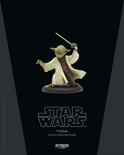 Page l Figurine Yoda en résine