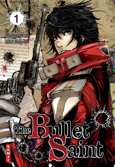 Page 1 the bullet saint tome 1
