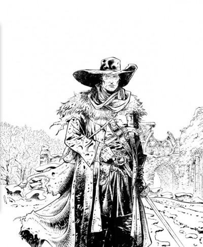 Couverture Hyver 1709 - tirage de tête tome 1