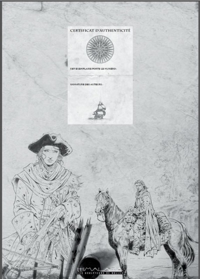 Page 3 Hyver 1709 - tirage de tête tome 1