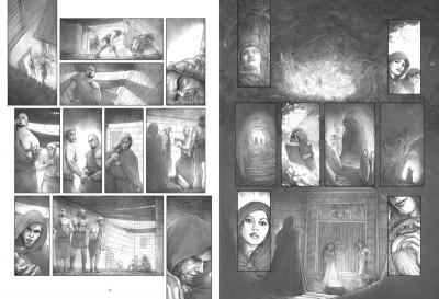 Page 3 Tirage de tête Alexandre - l'épopée tome 1