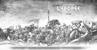 Page 9 Tirage de tête Alexandre - l'épopée tome 1