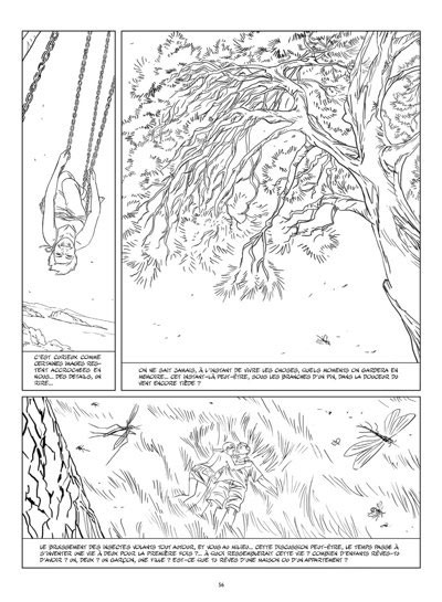 Page 1 De beaux moments - tirage de tête
