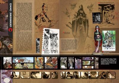 Page 2 Tirage de tête Okko tome 6 - le cycle de l'air 2