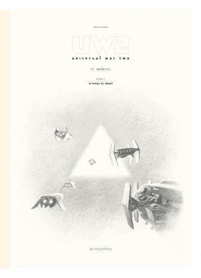 Page 2 universal war two tome 1 - Tirage de tête sous coffret