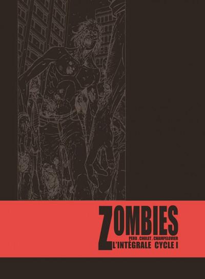 image de Tirage de tête Zombie intégrale cycle 1